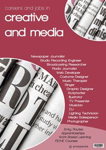 Picture of Careers and Jobs in Creative and Media Poster