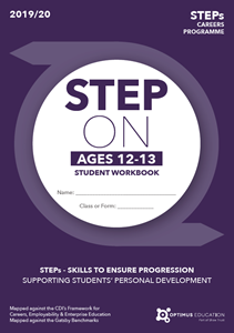 Picture of Step On for ages 12-13 2019/20 - Pack of 100