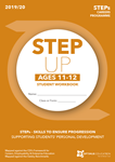 Picture of STEP Up for ages 11-12 2019/20 - Pack of 100