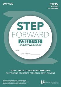 Picture of Step Forward for ages 14-15 2019/20 - Pack of 100