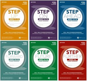 Picture of Step Series 2019/20 PDF Interactive: 3 Age Groups