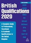 Picture of British Qualifications 2020