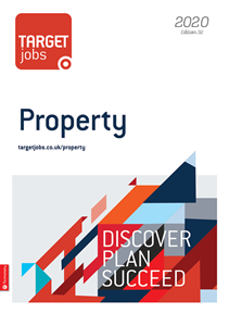 Picture of TARGETjobs: Property 2020