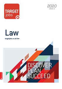 Picture of TARGETjobs: Law 2020