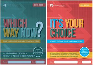 Picture of Which Way Now? & It's Your Choice PDF 2019/20