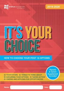 Picture of It's Your Choice 2019/20 - Pack of 25
