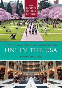 Picture of Uni in the USA: The Definitive UK Guide to Universities in the USA