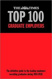 Picture of The Times Top 100 Graduate Employers 2019-2020