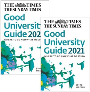 Picture of The Times Good University Guide 2021 - Pack of 2