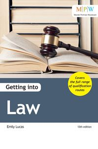 Picture of Getting into Law