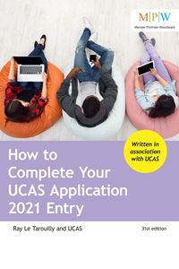 Picture of How to Complete your UCAS Application 2021 Entry