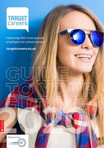 Picture of TARGETcareers: Guide to Your Future 2020