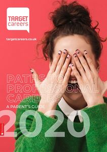 Picture of Paths to professional careers – a parent's guide 2020