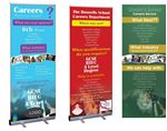 Picture of Career Roller Banner- Standard Base