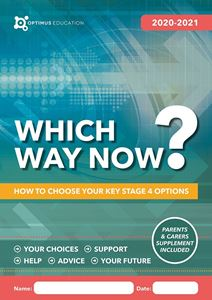 Picture of Which Way Now? 2020-21 - Pack of 100