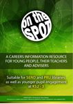 Picture of On the Spot Careers Leaflets PDF