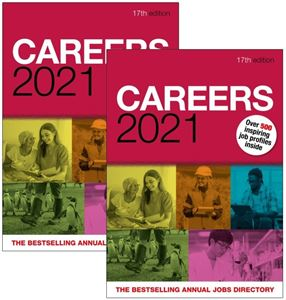 Picture of Careers 2021 Pack of 2