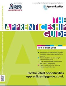 Picture of The Apprenticeship Guide 2021