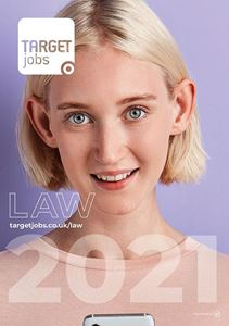 Picture of TARGETjobs: Law 2021