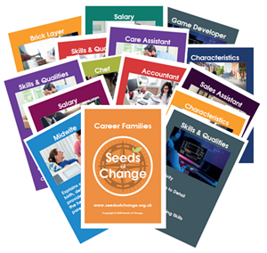 Picture of Aspire, Job Families Interactive Career Game