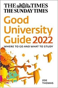 Picture of The Times Good University Guide 2022