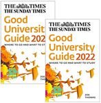 Picture of The Times Good University Guide 2022 - Pack of 2