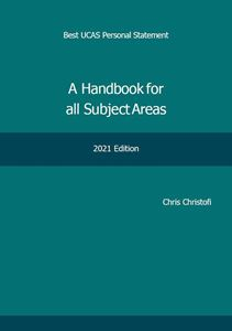 Picture of Best UCAS Personal Statements: A Handbook for all Subject Areas PDF