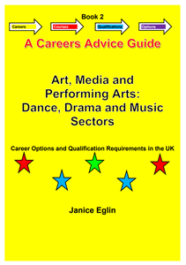 Picture of Careers Advice Guide - Book 2 - Art, Media & Performing Arts Dance, Drama & Music PDF