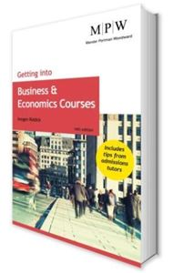 Picture of Getting into Business & Economics Courses NEW