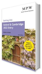 Picture of Getting into Oxford & Cambridge 2022 Entry