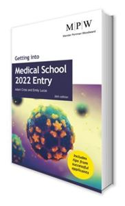 Picture of Getting into Medical School 2022 Entry NEW